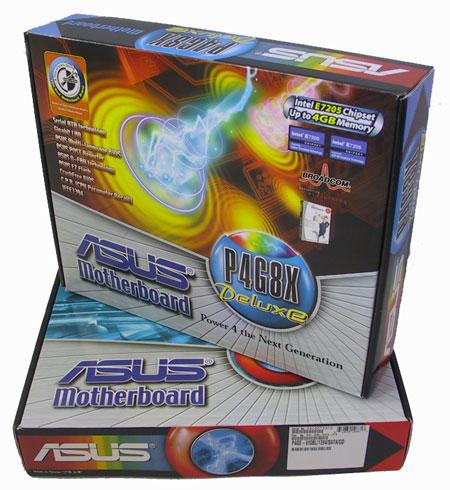 Asus P4G8X (doos)