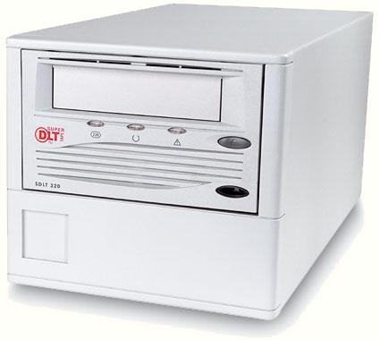 HP SDLT 320