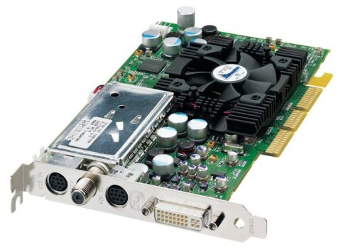 ATi All-In-Wonder 9700 Pro