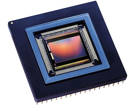 Micron 1,3MPixels CMOS-sensor
