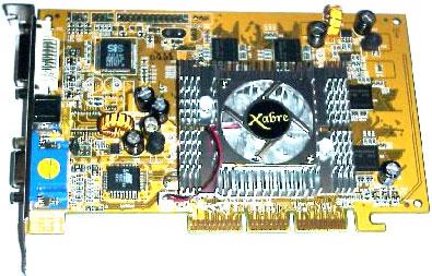 Powercolor Xabre600
