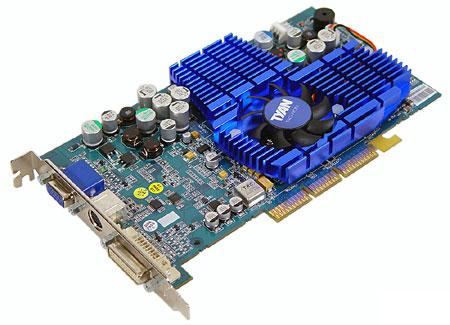 Tyan's Tachyon Radeon 9700 Pro