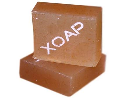 Xoap - cafe�nehoudende zeep