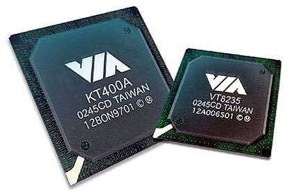 KT400A-chipset