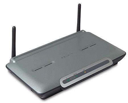 Belkin 802.11g acces point