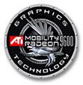 ATi Mobility Radeon 9600 logo