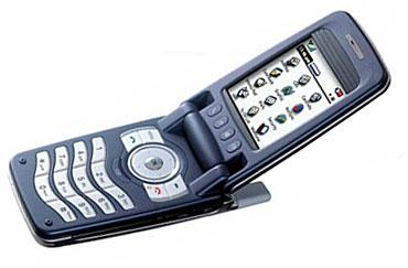 Samsung SGH-i500 smartphone