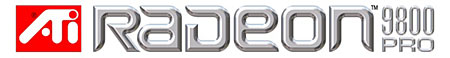 Radeon 9800 Pro logo