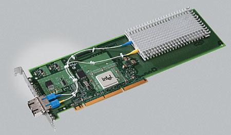 Ganz geile 10Gbit Intel netwerkkaart