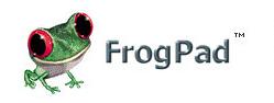 FrogPad - logo