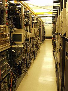 nVidia servers