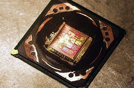 blote NV31-chip