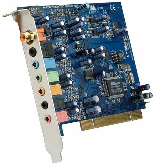 M-Audio Revolution 7.1