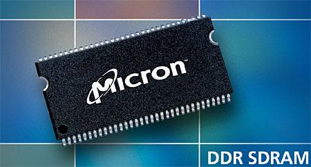 Micron DDR-chip