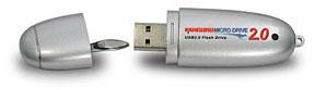 Kanguru USB 2.0 flash drive