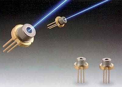 Sanyo laser voor dual layer Blu-Ray schijven