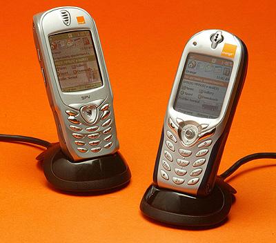 Orange Smartphone SPV en SPVx