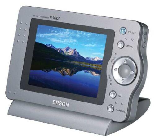 Epson Rio Photoplayer P-1000