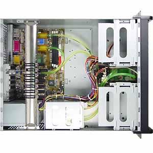 Koolance RM1-4U rackmount (inside)