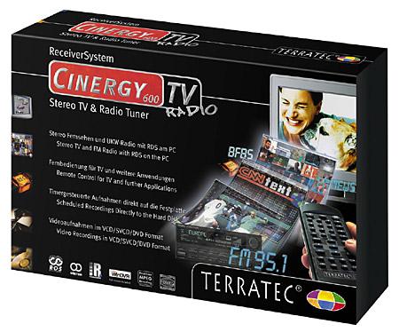 TerraTec Cinergy 600 doos
