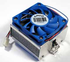 AMD Athlon 2000+ boxed cooler