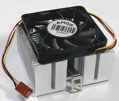 AMD Athlon 2700+ boxed cooler