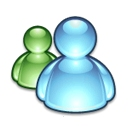 MSN Messenger Mac logo