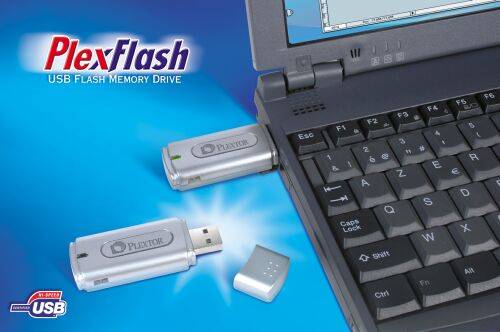 Plextor PlexFlash flashdrives