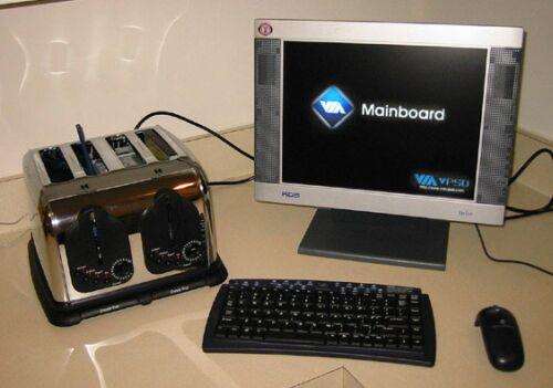 Pentium Toaster