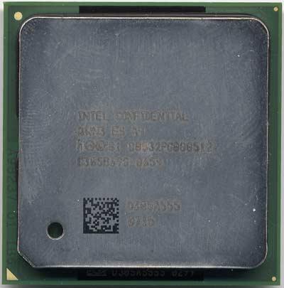 Pentium 4 3,0GHz met 800MHz FSB