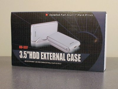 SanMax USB 2.0 externe behuizing