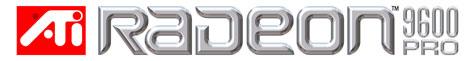 Radeon 9600 logo