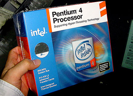 Intel Pentium 4 3.0GHz 800MHz FSB