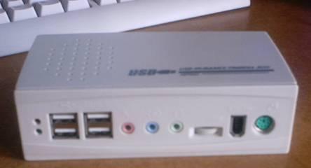 Jordan's USB-Hub & Multibox