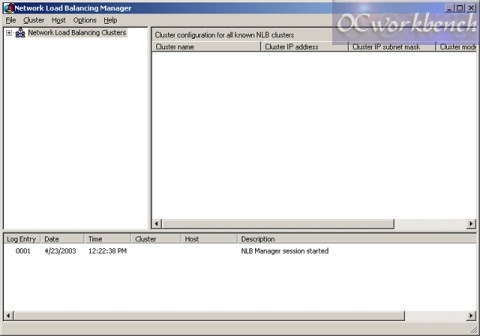 Windows Server 2003 Loadbalancing
