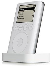 Nieuwe iPod