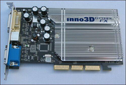 Inno3D Tornado GeForce FX 5200