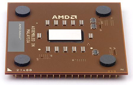 Athlon MP 2800+ Barton-core voor/boven perspic