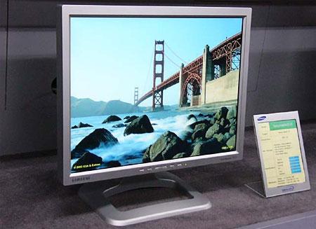 Samsung 213T LCD-scherm