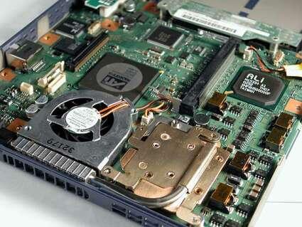 Fujitsu S2010 koeler