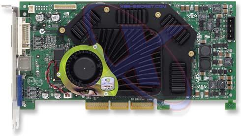 nVidia GeForce FX 5900 Ultra foto 1