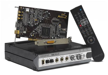 Creative Soundblaster Audigy 2 Platinum eX Review