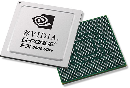 nVidia GeForce FX 5900 Ultra chip perspic (groot)