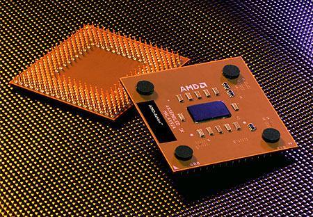 Athlon XP 3000+ perspic