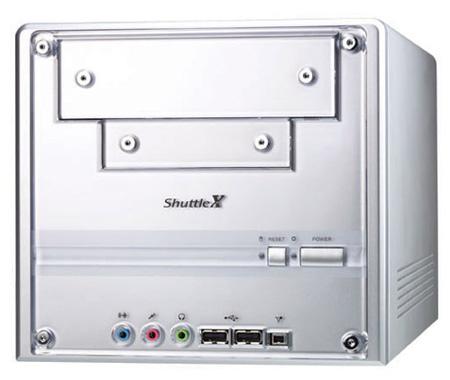 Shuttle SN45G XPC Barebone