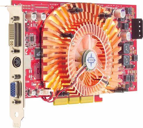 MSI GeForce FX 5900 Ultra