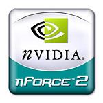 nForce2 logo