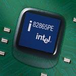 Intel Springdale i865PE chip