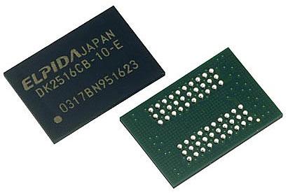 Elpida Mobile DRAM