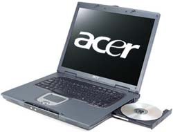Acer Travelmate 800